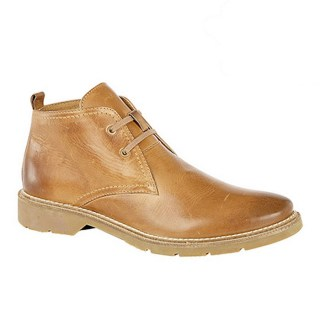 Mens Chukka Boot Tan